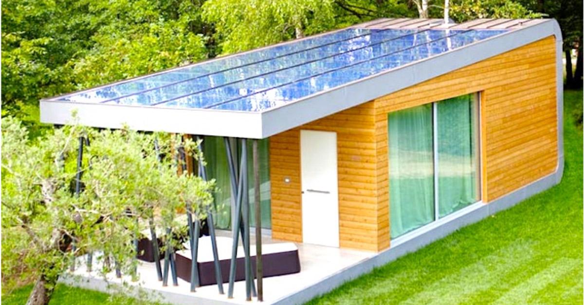 7 Stunning Residential Solar Installations