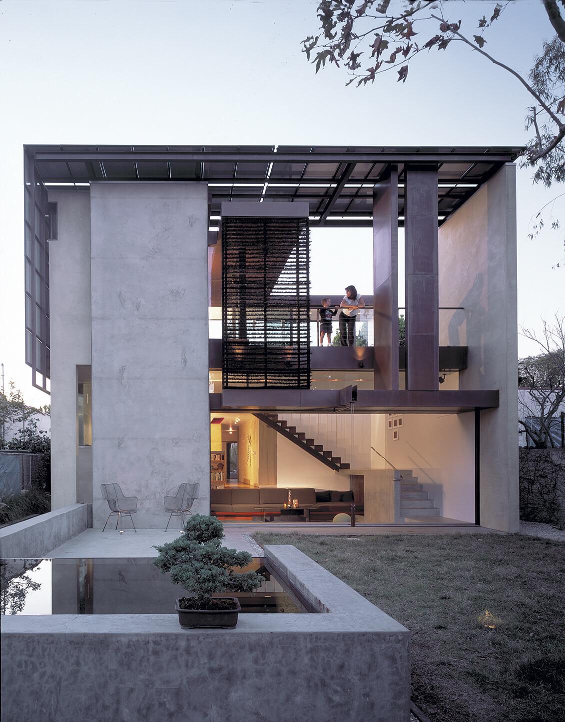 Solar Umbrella House Venice